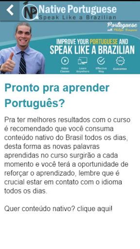 Native Portuguese