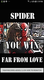 Spider - Far From Love Screenshot