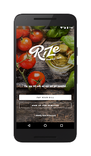 Rize Artisan Pizza + Salads- screenshot thumbnail