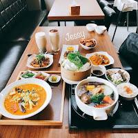 熱浪島南洋蔬食茶堂林口店