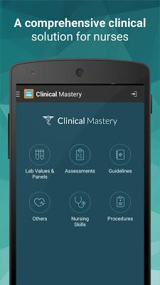 Nursing Clinical Mastery - screenshot
