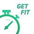 Home Fitness Workout by GetFit - No Equipment icon