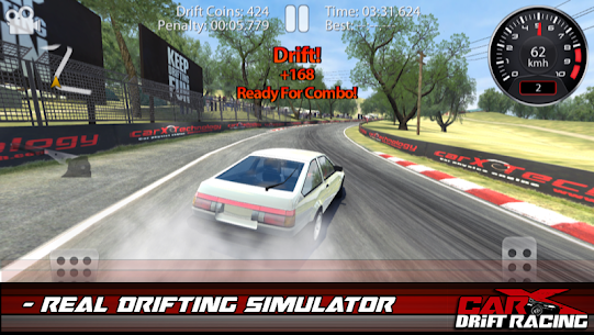 CarX Drift Racing Lite MOD APK (Unlimited Money) 2