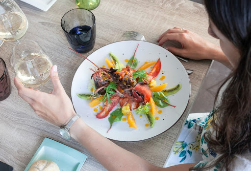 Ibersol Antemare Spa - Restaurante la Pergola Sitges