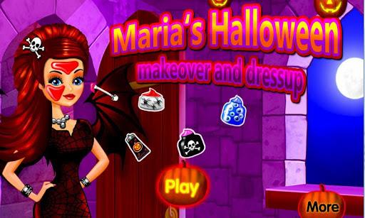 玩休閒App|ハロウィンメイクの女の子免費|APP試玩