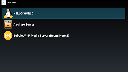 AirReceiver screenshot 2