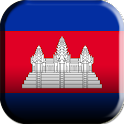 3D Cambodia Live Wallpaper icon