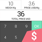 Price Scale - Digital scale