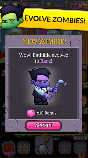 Zombie Labs: Idle Tycoon Hack for the game
