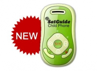 Photo: #SatGuide Child Phone with Tracker #CarSingh Car Accessories   SatGuide Child Phone with tracker is just the right device if you travel along with your children or you have nobody to take the responsibility of the monitoring the kid. It is hassle free device for the safety of the children. You can also use it keep track of kids, elders, pets, cars, field force and works indoor also. It allows you to locate conveniently by calling the Web and also features Geo - Fence setup with Alert. It works with both GSM & GPS.