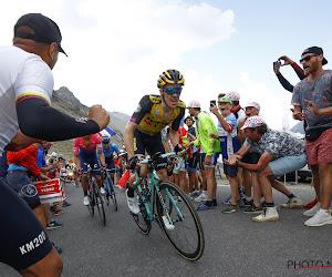Vuelta: premier abandon chez Jumbo, une grosse perte pour Roglic!
