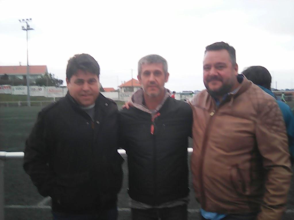 ADR Numancia de Ares. Bodegas y vinos Ares. Juan Carlos, Juan y Guillermo.