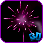 Firework HD Live Wallpaper