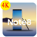 Launcher For Samsung Galaxy Note 8 4K icon