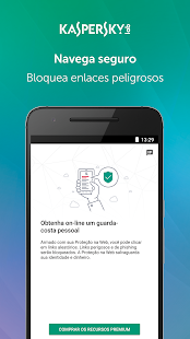 Antivirus Kaspersky para móviles y tablets Android Screenshot