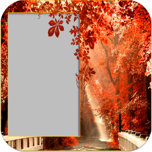 Love Autumn Photo Frames