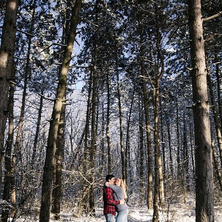 Wedding photographer Olya Valieva (panda). Photo of 13.01.2018