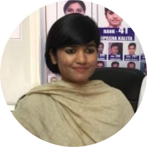 Bipasha Kalita (AIR 41, CSE-2017)
