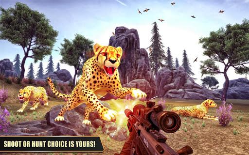 Wild Hunting 3d:Free shooting Game 1.0.9 screenshots 10
