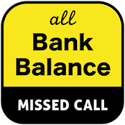 Bank Balance with Missed Call