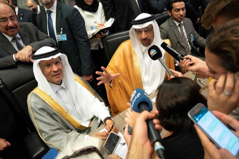 Saoedi-koning maak 'n hegte band met die bevordering van die eerste koninklike tot hoof energieministerie