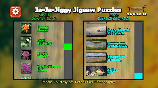 Ja-Ja-Jiggy Jigsaw Puzzles(No Ads-No Subscription) for PC / Windows
