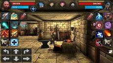Moonshades: a dungeon crawler RPG gameのおすすめ画像2