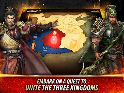 Dynasty Warriors: Unleashed 1.0.9.3 [Patched] MEGA MOD Apk 3