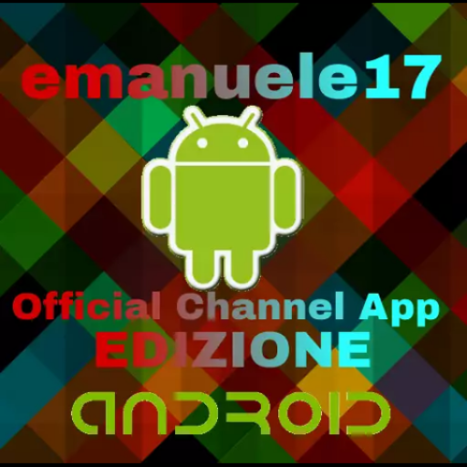 Emanuele17 Official Channel App Free (app)