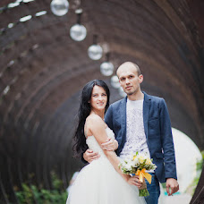 Wedding photographer Anastasiya Kontoricheva (kontora). Photo of 05.09.2014