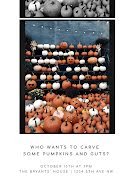 Carve Some Pumpkins - Photo Card item