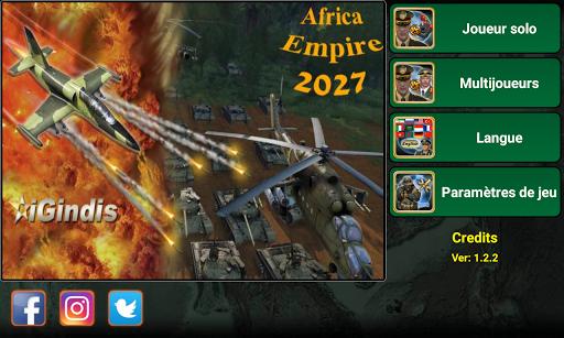 Afrique Empire 2027  captures d'écran 1
