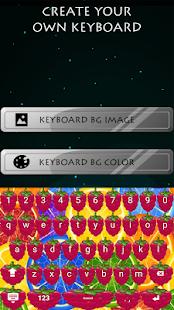 Fruits Keyboards - náhled