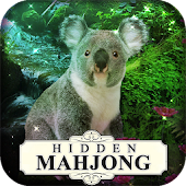 Hidden Mahjong: Cute Critters