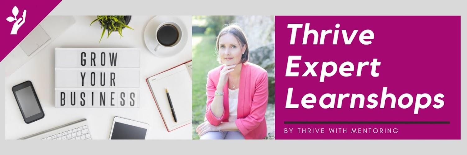 Thrive Expert Learnshops