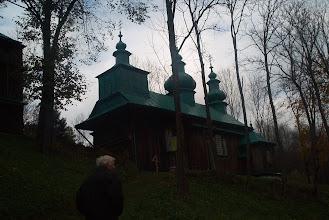 Photo: cerkwie Łemkowskie