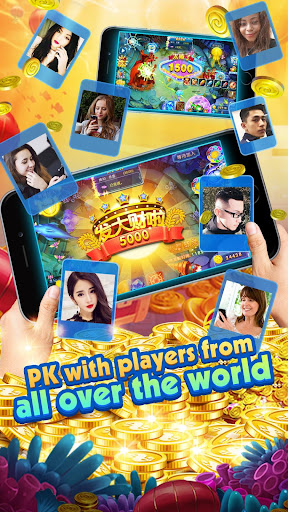Fishing Casino - Free Fish Game Arcades apkpoly screenshots 3