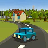 Cartoon Car Drift