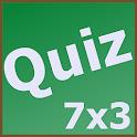 Quiz de Tabuada icon