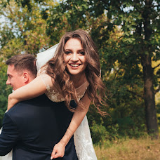 Wedding photographer Olya Kolos (kolosolya). Photo of 28.09.2018