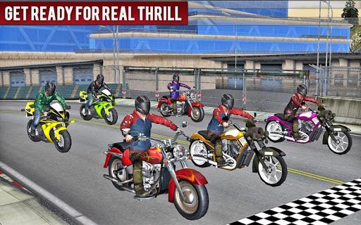 ud83cudfcdufe0fNew Top Speed Bike Racing Motor Bike Free Games  screenshots 11