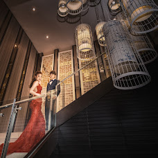 Wedding photographer Steven Yam (stevenyamphotog). Photo of 18.10.2017