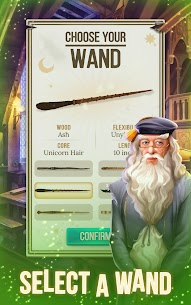 Harry Potter Puzzles & Spells MOD (Auto Win/Menu on/off) 5