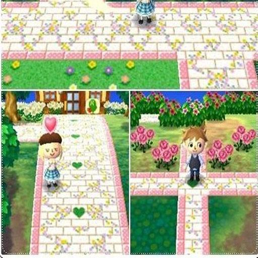 Path and Patterns for Animal Crossing