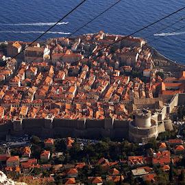 Dubrovnik by Darko Kordic - City,  Street & Park  Vistas