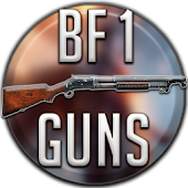 BF1 Guns Sounds Unofficial