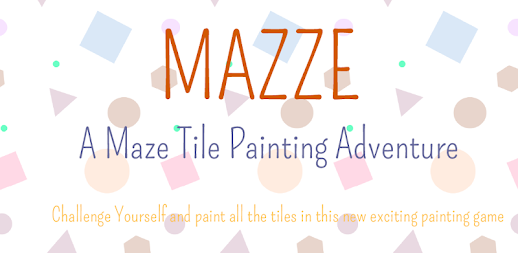 Mazze: A Maze Tile Painting Adventure APK