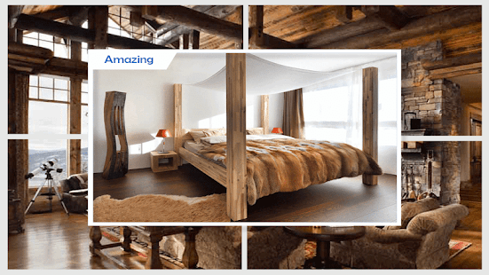 Awesome Wooden Interior Design - náhled