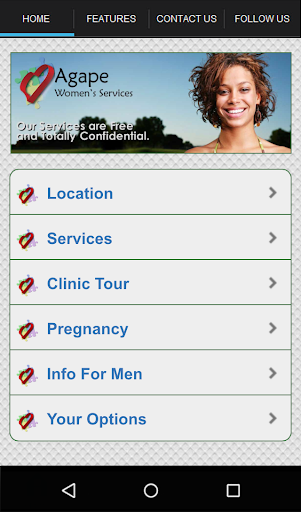 玩免費醫療APP|下載Agape Women's Services app不用錢|硬是要APP