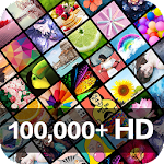 100,000+ Wallpapers Background Icon